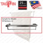 TPTW7000 Series: 2-Tier Double Towel Bar