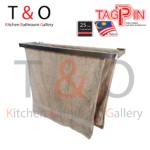 TPTW7000 Series: 1-Tier Towel Rack