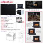 Steam & Grill Combi Oven: ZK4585