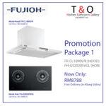 FUJIOH FR-CL1890V/R HOOD