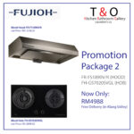 FUJIOH FR-FS1890V/R HOOD